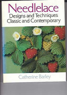 Needlelace Designs And Techniques Lace Book