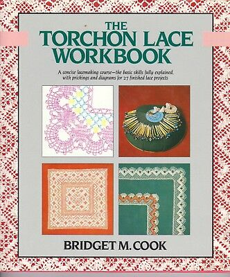 The Torchon Lace Workbook Lace Book