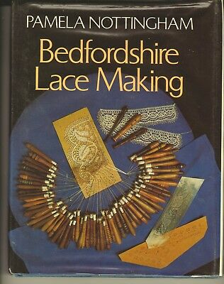 Bedfordshire Lace Making Book