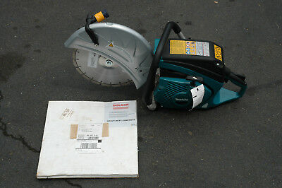 "Makita EK6101 cut off saw 14"" never used"