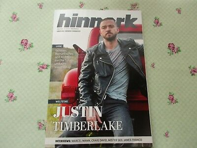 Hinnerk (Gay) 2-2018 Justin Timberlake Erasure James Franco Abba Craig David