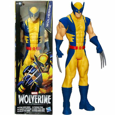Marvel Superheld X-Men Wolverine Figur Figuren PVC Figurine Kinder Spielzeug Toy