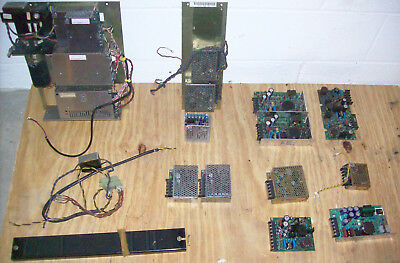 Assorted Power Supplies from Sodick BF 275 Mark XI Controller