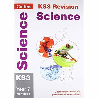 KS3 Science Year 7: Workbook (Collins KS3 Revision and  - Paperback NEW Collins