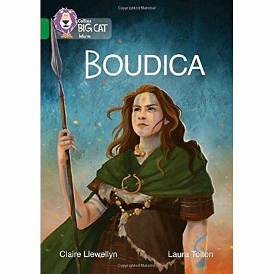 Boudica: Band 15/Emerald (Collins Big Cat) - Paperback NEW Claire Llewelly 01/09