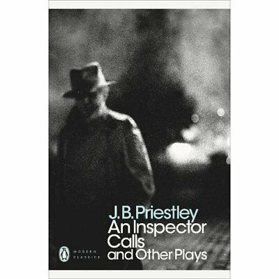 An Inspector Calls: And Other Plays (Penguin Modern Cla - Paperback NEW Priestle