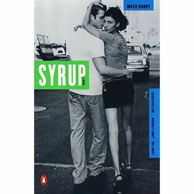 Syrup - Paperback NEW Barry, Max 2000-07-27