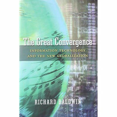The Great Convergence: Information Technology and the N - Hardcover NEW Richard