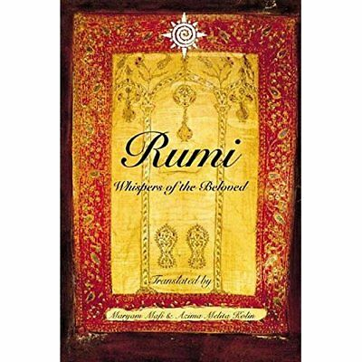 Rumi: Whispers of the Beloved - Paperback NEW Rumi, Jelaluddi 1999-12-06