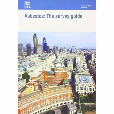 Asbestos: The Survey Guide (HSG) - Paperback NEW Health and Safe 2012-04-04