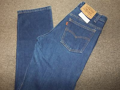 Vintage LEVIS 509 Jeans 30 X 32 Orange Tab USA Made