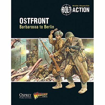 Bolt Action: Ostfront - Paperback NEW Warlord Games ( 2015-02-20