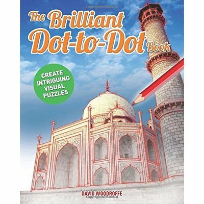 The Brilliant Dot-to-Dot Book for Grown Ups (Dot to Dot - Paperback NEW Arcturus