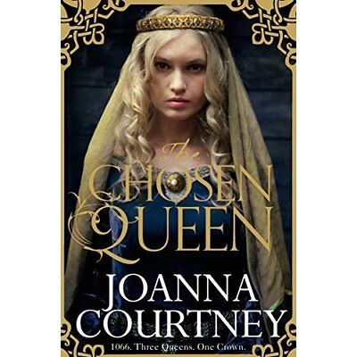 The Chosen Queen (Queens of Conquest) - Paperback NEW Joanna Courtney 2015-09-10