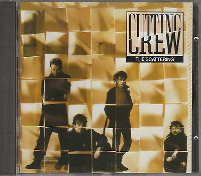 Cutting Crew The Scattering Cd