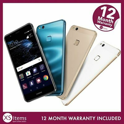Huawei P10 Lite WAS-LX1A 32GB Android Mobile Smartphone Black/Gold Unlocked/EE