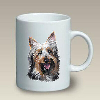 15 oz. Ceramic Mug (LP) - Silky Terrier 47102