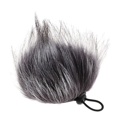 1pc Furry Outdoor Microphone Windscreen Wind Muff for Sony M-10 Recorder