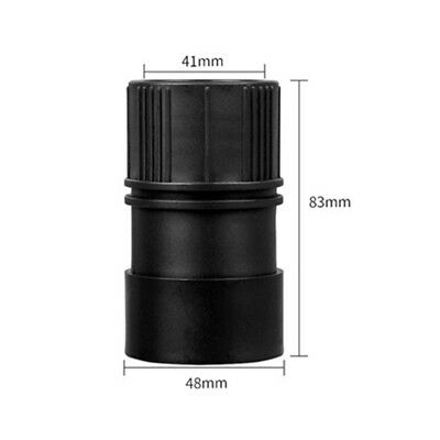 4x Industrial 15L Vacuum Cleaner Hose Adapter Tube Pipe Spare Part Household