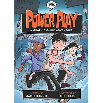 Power Play - Paperback NEW  2011-04