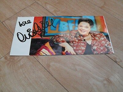 LISA RILEY - Autographed 4 x 8 photo signed by Lisa Riley (You\'ve ...
