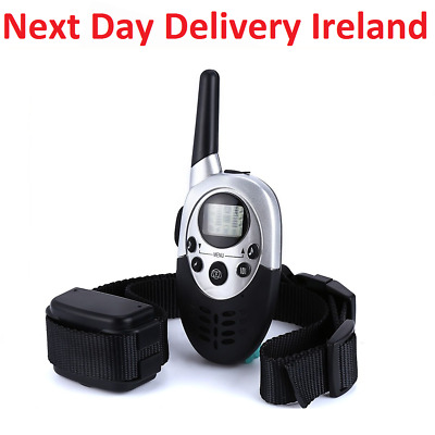 1000M Dog Training Collar Electric Shock Collar With Remote Anti Bark No Barking