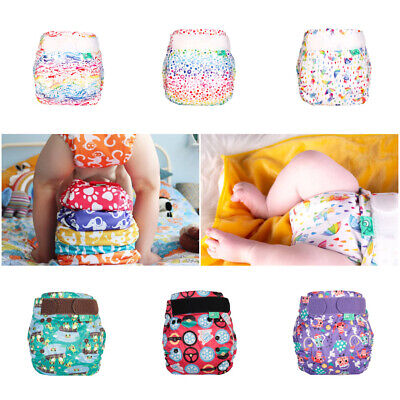 Tots Bots PeeNut Nappy Wrap Waterproof Size 1 & 2 for use with Nappy System