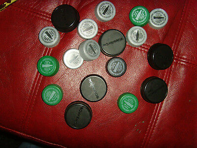 Huge lot of assorted pop and powerade sprite coke bottle caps unused codes TONS