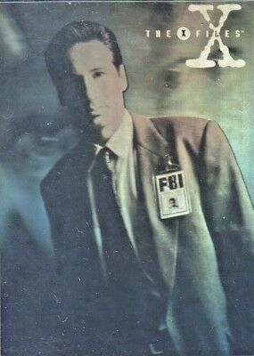 X Files Season 3 Hologram Card X1 By Topps