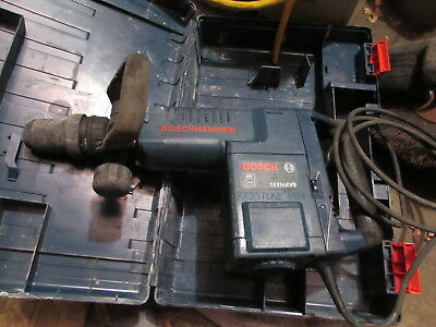 Bosch 14 Amp SDS-max Demolition Hammer 11316EVS Used