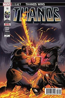 Thanos Volume 2 #18 Cover A - Donny Cates - First Print