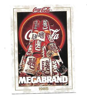 Coca Cola Collection (1993) 1985 # 88 Megabrand All Products Bearing Trademark