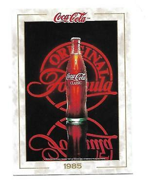 Coca Cola Collection (1993) 1985 # 87 Original Formula Coca Cola Classic