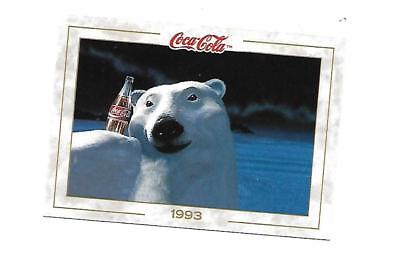 Coca Cola Collection (1993) 1993 # 99 Always Coca Cocla Polar Bear
