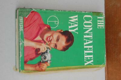 The Contaflex Way by Freytag, good condition, 1964