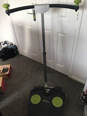 Twist and shape exercise machine, in very good condition Only Used Twice