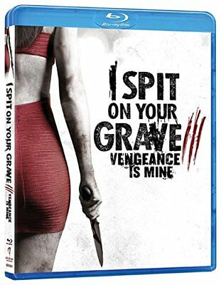 I Spit on Your Grave 3 - Vengeance Is Mine (Blu-ray) Sarah Butler NEW