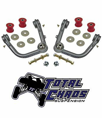 Total Chaos 96504 Upper Control Arms for Toyota Tacoma 2wd Pre-Runner/4wd 05-17