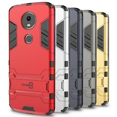 37b5806c2e2d CoverON for Motorola Moto E5 Plus   Moto E5 Supra Case Hybrid Stand Hard  Cover