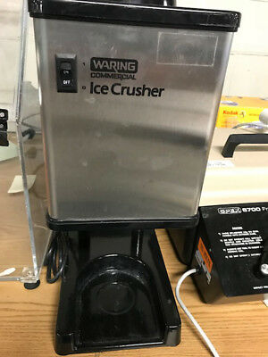 Waring Commercial Ice Crusher