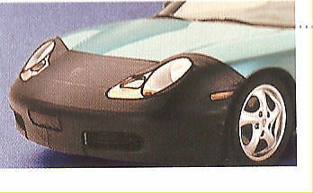 Porsche BRA 996 PNA70652003 fits 98 to 01 NEW