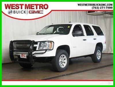 Chevrolet Tahoe 4WD 4dr 1500 Commercial 2010 4WD 4dr 1500 Commercial Used 5.3L V8 16V Automatic Premium