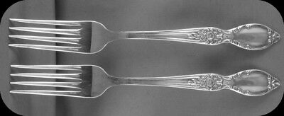 Royal Albert Canada Flatware Cutlery Dinner Forks 2 (three sets of 2 available)
