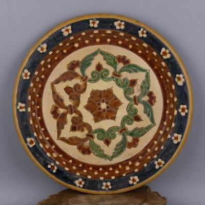Platters & Trays Vnt Porcelain Heart Divided Plate Oyster Dish Williamsburg Stoneware Ceramic Mma