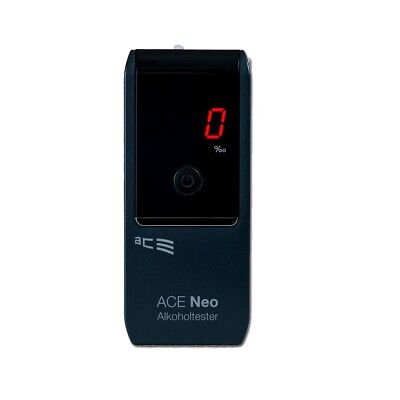 Alkoholtester ACE Neo (Navy) Promille-Tester Alkohol Polizei Frankreich