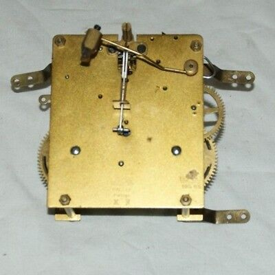 Antique HALLER Mantel Clock Movement, Spares/Repair