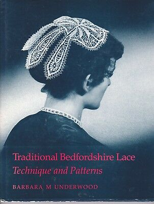 Traditional Bedfordshire Lace Technique And Patterns  Book