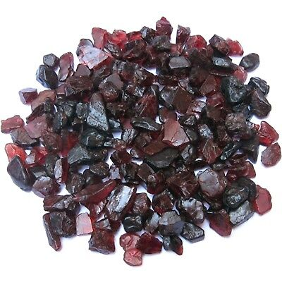 Wholesale Lot of Natural Mozambique Garnet Gemstone Rough For Facets & Cabs