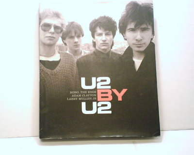 U2 By U2 Hardcover Book Plus Bonus U22 Cd Album Cover ,