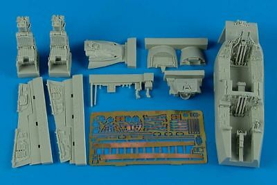 Aires 4523 - 1:48 F-14A Tomcat cockpit set for Academy  - Neu